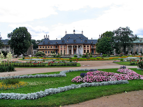 castillo-pillnitz