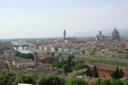 Florencia, escapada a la cultura italiana
