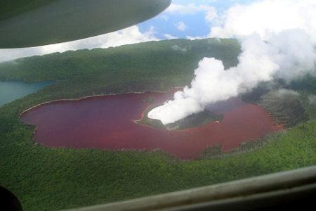 Vanuatu, tierra de volcanes