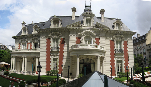 Alzaga palácio-Unzue
