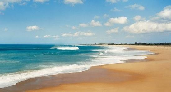 extremadura turismo playa