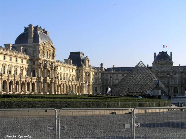 Visita al Museo del Louvre París
