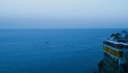 Cetus, hotel con vista al mar en Campania