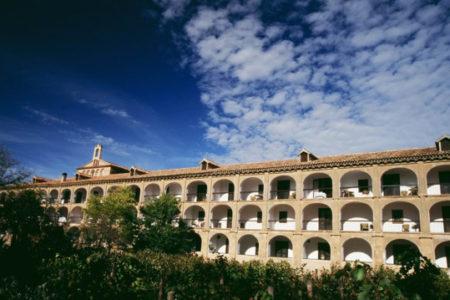 Hotel Monasterio de Piedra, abadía del siglo XII