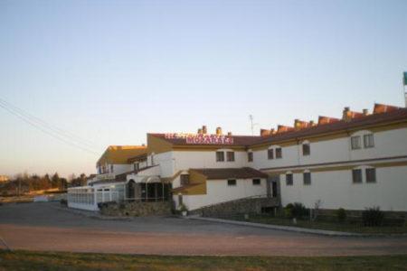 Hotel Mozárbez, encanto rural en Salamanca