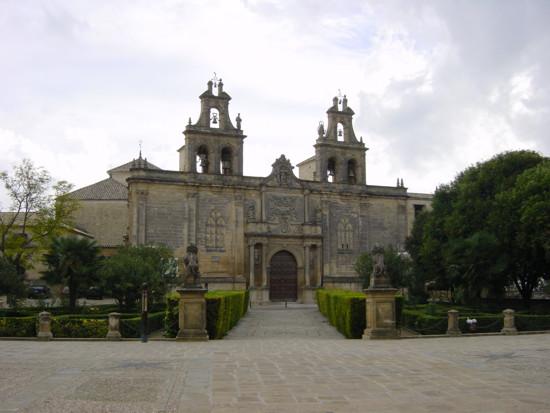 iglesia-de-santa-maria en Ubeda