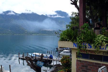 Atitlán, el lago guatemalteco más hermoso
