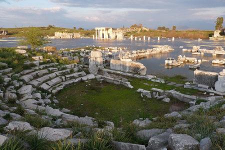 Mileto, destino turístico en Turquía