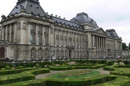 Una visita al Palacio Real de Bruselas