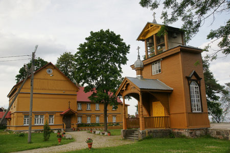Los Viejos Creyentes, atractivo turístico en Estonia