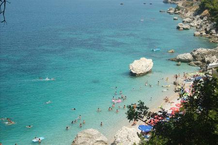 Vlora, las playas de Alabania