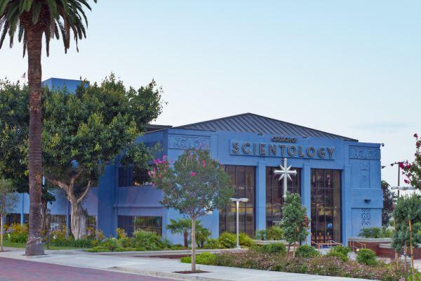 Iglesia de Cienciología en Los Ángeles