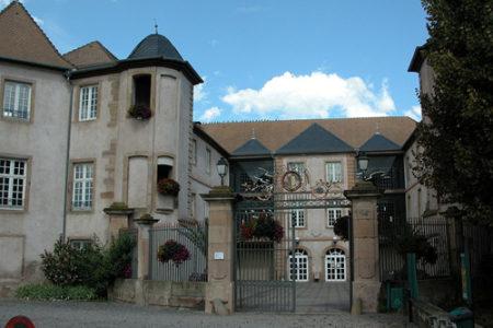 El Castillo de Rohan, en Alsacia