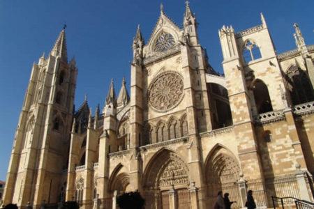 La Catedral de León, una de las más hermosas de España