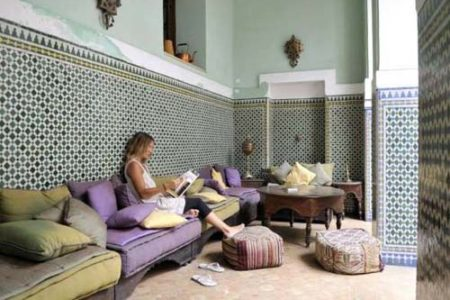 Equity Point, albergue en Marrakech