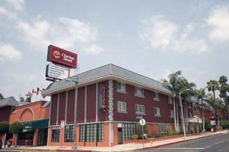 Hotel Clarion Downtown, 2 estrellas en Los Angeles