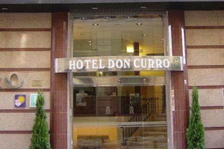 Hotel Don Curro, en Málaga
