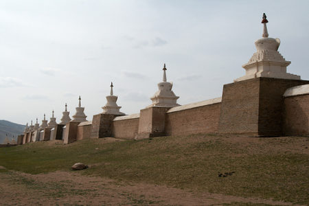 Karakorum, la antigua capital de Mongolia