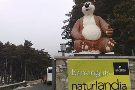 Naturlandia, el parque temático de los Pirineos
