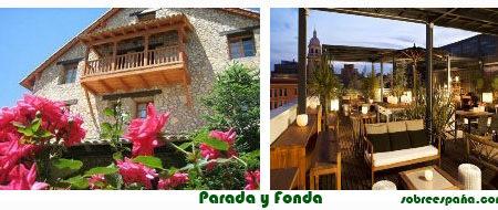 Parada y Fonda en España