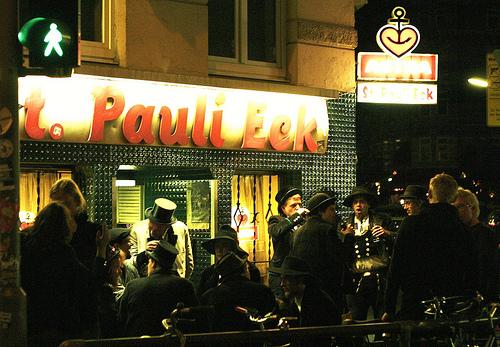 St Pauli Hamburgo