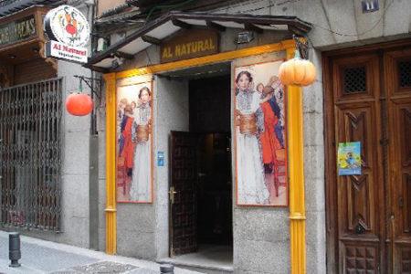Guía de restaurantes vegetarianos en Madrid