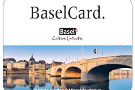 BaselCard, la tarjeta turística de Basilea