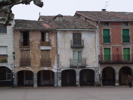 Plaza de Belorado en Burgos