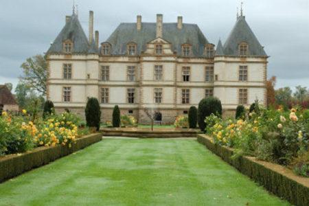 El Castillo de Cormatin, único en Francia
