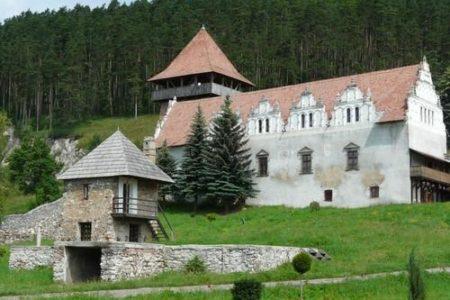 El Castillo de Lázár, en Transilvania