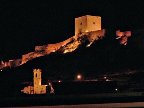 Castillo de Lorca, Murcia