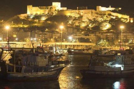 Paseos nocturnos por la ciudad de Almería