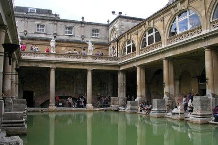 Sigue nuestro viaje a Bath en tren