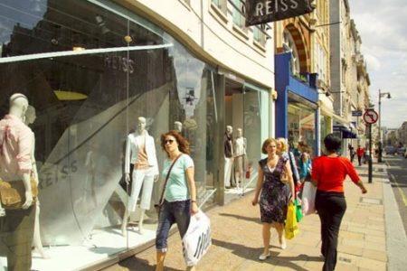 Guía de compras por Londres