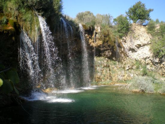 Cascada en la Sierra de Albarracin