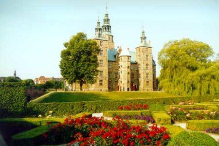 Guía de castillos románticos en Copenhague