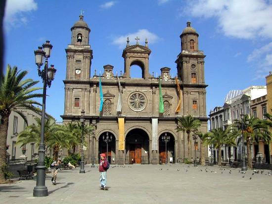 Catedral de Palmas de Gran Canaria