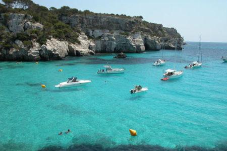 De Madrid a Menorca, oferta de vuelo + hotel