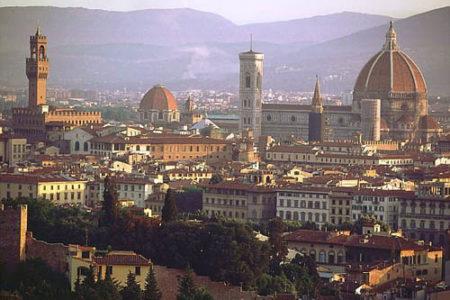 De Barcelona a Florencia, por menos de 400€
