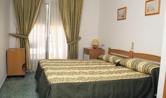 habitacion-hotel-manida en Mar Menor