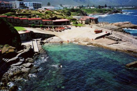 Hermanus, Riviera del Sur, santuario de ballenas