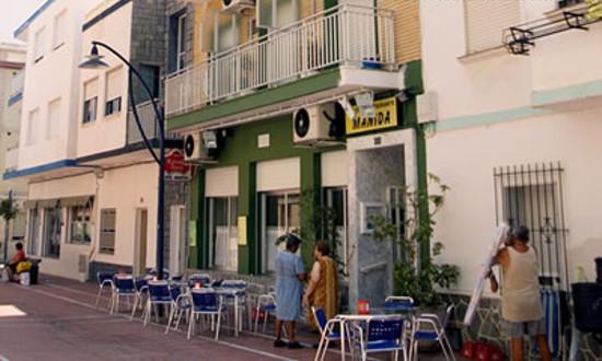 hotel-manida en Mar Menor