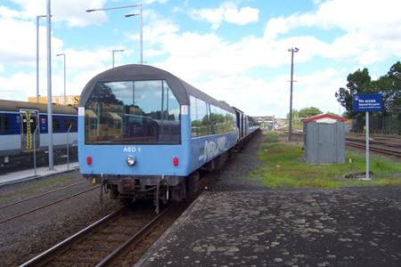 Turismo en tren por Nueva Zelanda