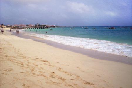 Días y noches en la Isla de Sal, Cabo Verde