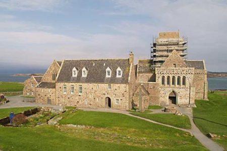 La Abadía de Ionna, perdida en Escocia