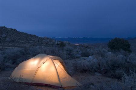 Inauguran camping ecológico en Borja