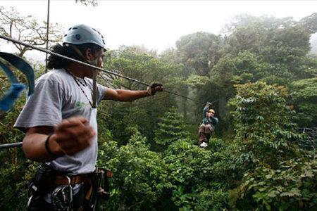 Costa Rica, destino de ecoturismo