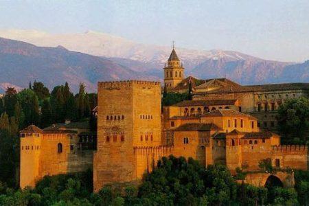 De Madrid a Granada, una semana por menos de 400€