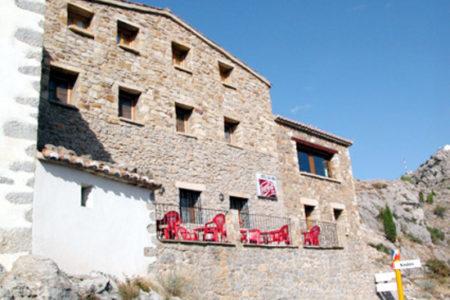Hostal Rural Casa Anna, refugio de montaña en Castellón