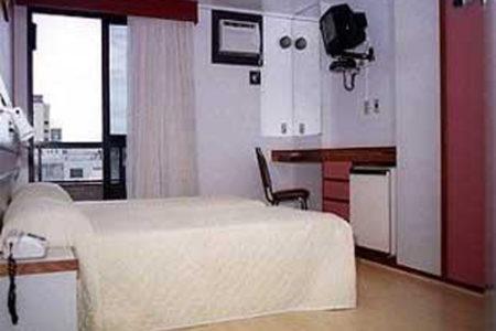 Hotel Ducasse, un 2 estrellas en Ipanema, Río de Janeiro